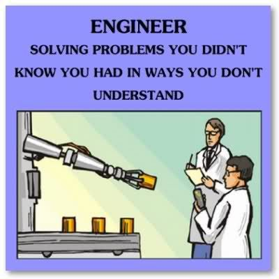 Funny Engineering Quotes | engineering case 1 two engineering students were biking across a ...