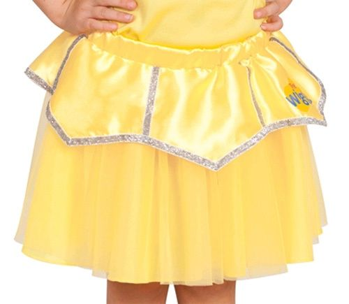 View product image in popup: The Wiggles - Emma Ballerina Costume Tutu Skirt [Size: 3 - 5] $24.99