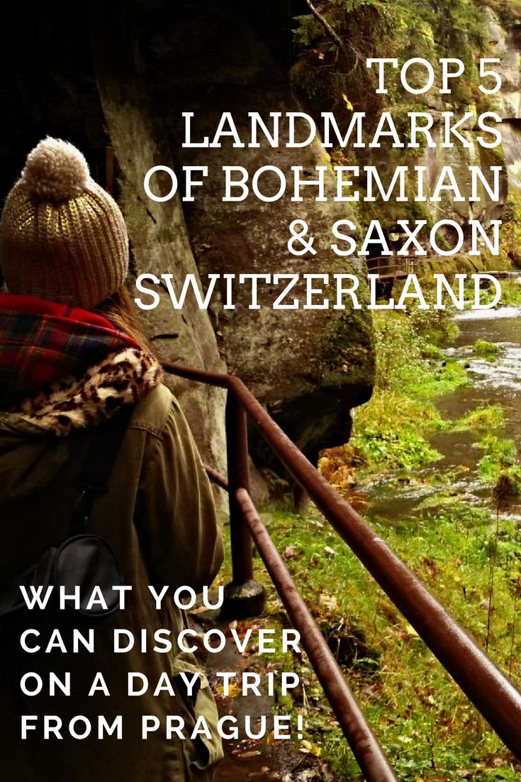 Top 5 Landmarks of Bohemian & Saxon Switzerland: What you can discover on a day trip from Prague!