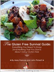 Information about Gluten and symptoms of Gluten Intolerance