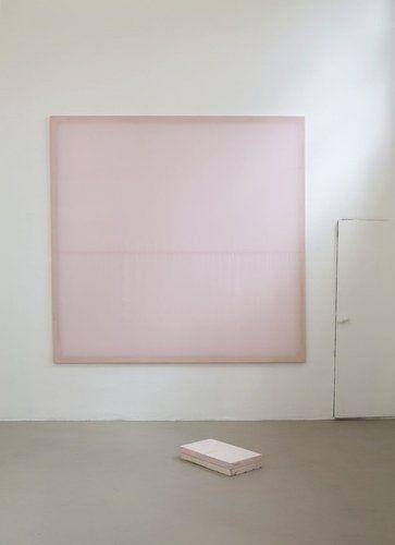 IAN KIAER_Endnote, pink (poly), 2010