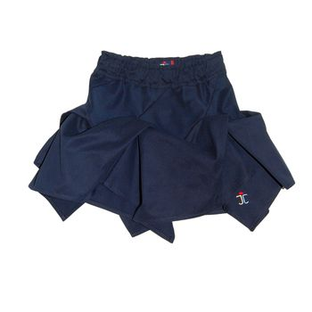Woven Starlet Skirt in Navy   Jessie and James   Sprogs Inc