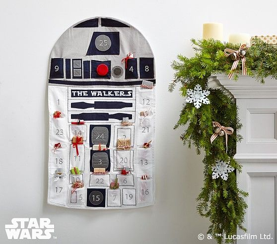 <em>Star Wars</em>™ R2-D2™ Advent Calendar