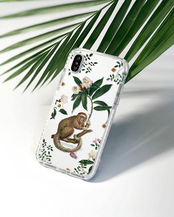 ✨ Be Your Wild Self ✨[Amber-Ella iPhone case, available for many models, Click!] .⠀ .⠀ .⠀ .⠀ .⠀ .⠀ .⠀ #fifikoussout #casetify #iphone #iphoneX #iphone8plus #iphoneXcase #iphone8case #iphonecase #iphone7case #iphone6case #phonecase #monkey #ape #wild #singe #mono #Coachella #florals #kawaii #floral #botanical #designer #artist #casetify # # #