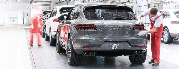 Porsche Besichtigung