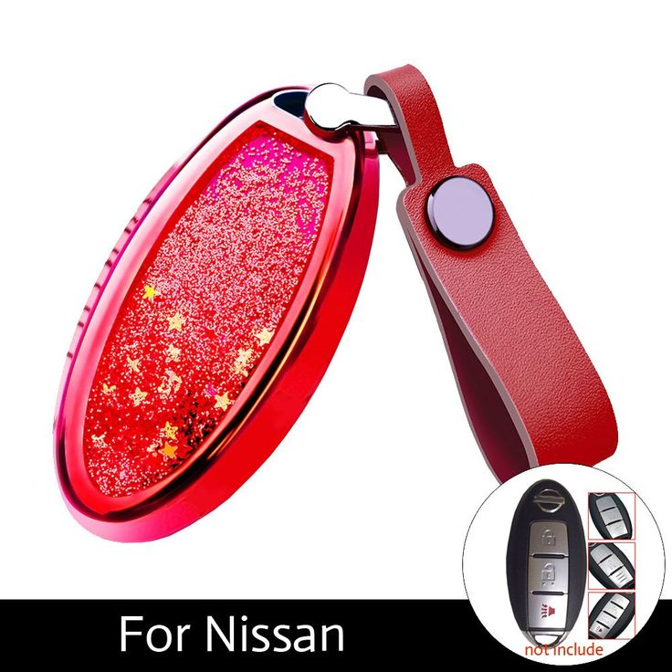 Full ATOBABI TPU Soft Key Cases Fob Cover For Nissan