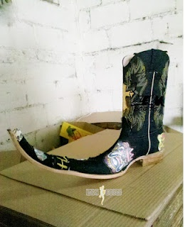 BOTAS TRIBALL MONTERREY INTENTALO