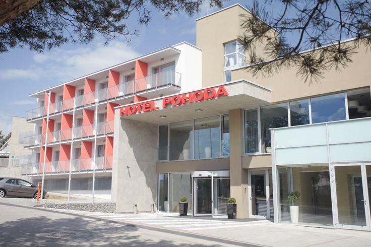 Wellness Hotel Pohoda - Luhačovice  www.pohoda-luhacovice.cz Hotel 4*
