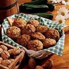 Zucchini-Chocolate Chip Muffins--So Yummy!  I substituted low sugar applesauce for the oil.