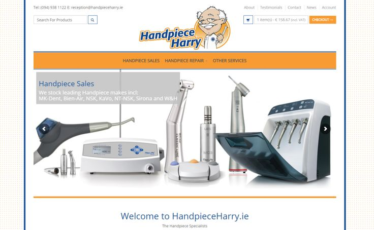 www.handpieceharry.ie