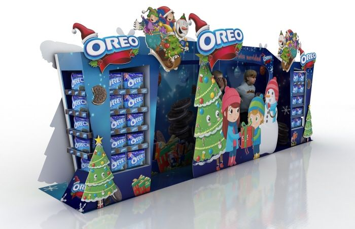 OREO Point Of Purchase - Miguel Angel Mojica Pulido