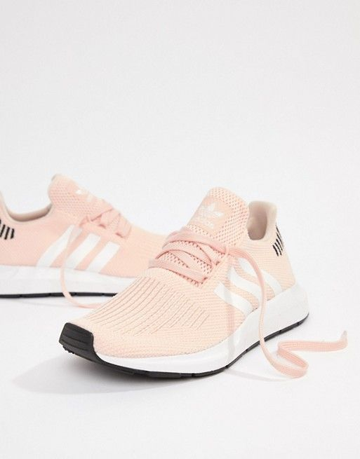 c1c034cfb adidas Originals Swift Run Sneakers In Pink in 2018