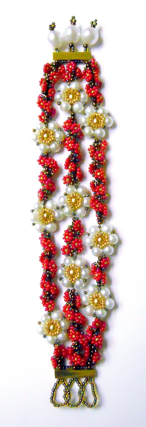 Garland Rope Beading Tutorial. $5.00, via Etsy.