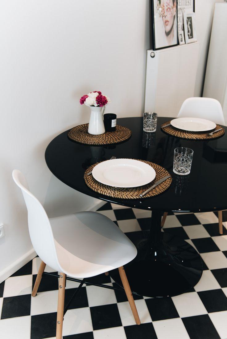 67 besten unsere wohnungseinrichtung bilder auf pinterest bilderwand essecke modern und - Betontisch wohnzimmer ...