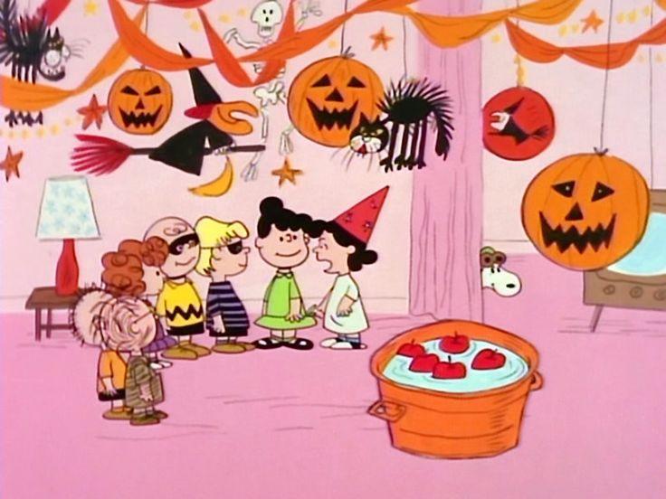 charlie brown halloween - Charlie Brown Halloween Cartoon