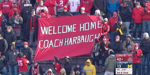 2015 Ohio State vs. Michigan in Ann Arbor ...love that score