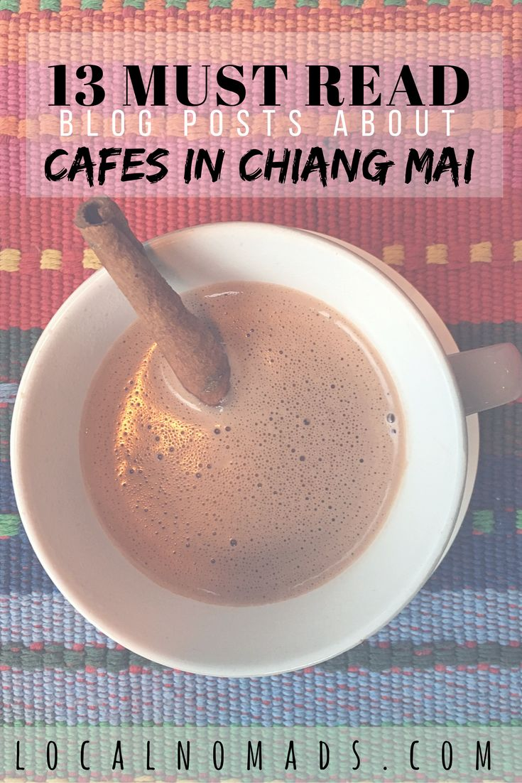 The only thing there are more of than cafes in Chiang Mai are blog posts about cafes in Chiang Mai. Coffee Culture in Chiang Mai
