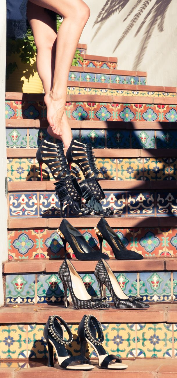 Steppin' up. http://www.thecoveteur.com/rosie-huntington-whiteley/