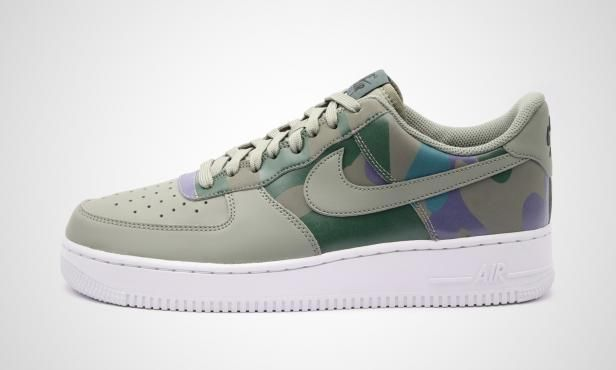 Nike Air Force 1 '07 LV8 Country Camo 823511 008