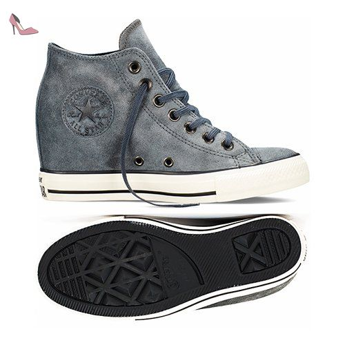 Converse Chuck Taylor Lux Platform Mid - Chaussures converse (*Partner-Link)