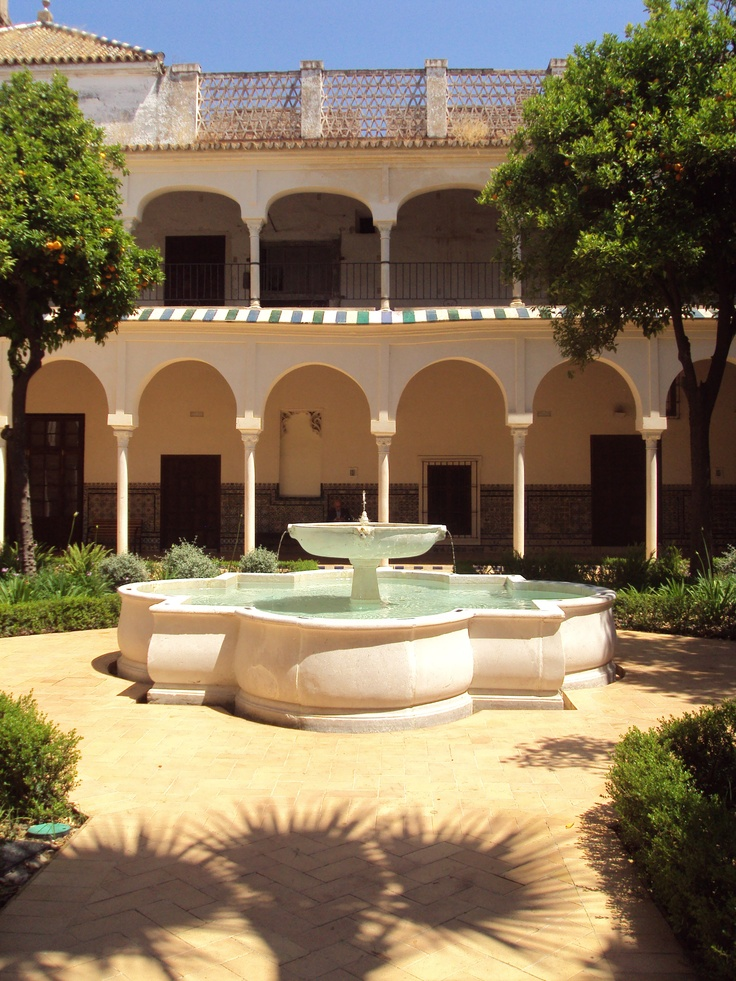 Patio, Convento de Santa Clara