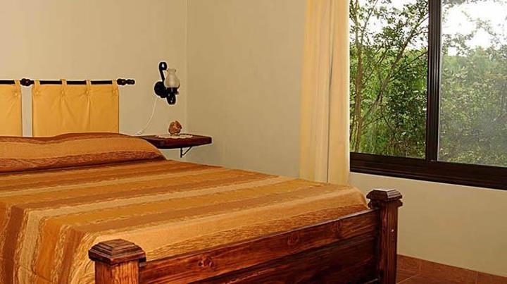 Vista desde nuestras cabañas en Tanti, Córdoba-Hulumaya $1070