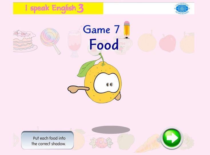 Engels leren aan kleuters , food , kleuteridee.nl