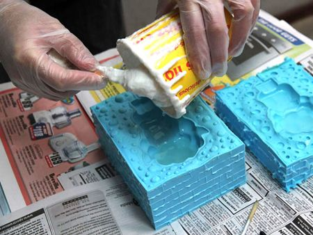Paul Shih DIY Tutorial: Molding and Rotocasting