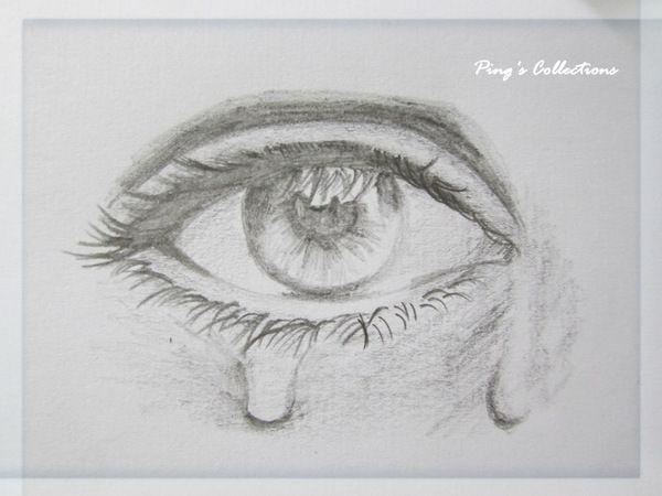 2012 pencil sketching heart broken by icey via behance