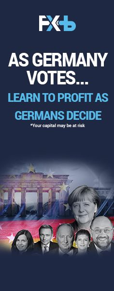 German election 2017  As Germany decides...  For traders, elections are a big opportunity. Every major election is preceded by volatility in the markets and this makes it an ideal time to trade.  In Germany, the exit polls suggest Angela Merkel will hold on to power. But these pre-election polls are not as reliable as they were in the past.  Smart traders look at other indicators.  They capitalised on the Brexit vote and the plunging value of Sterling, while everyone else was in shock...