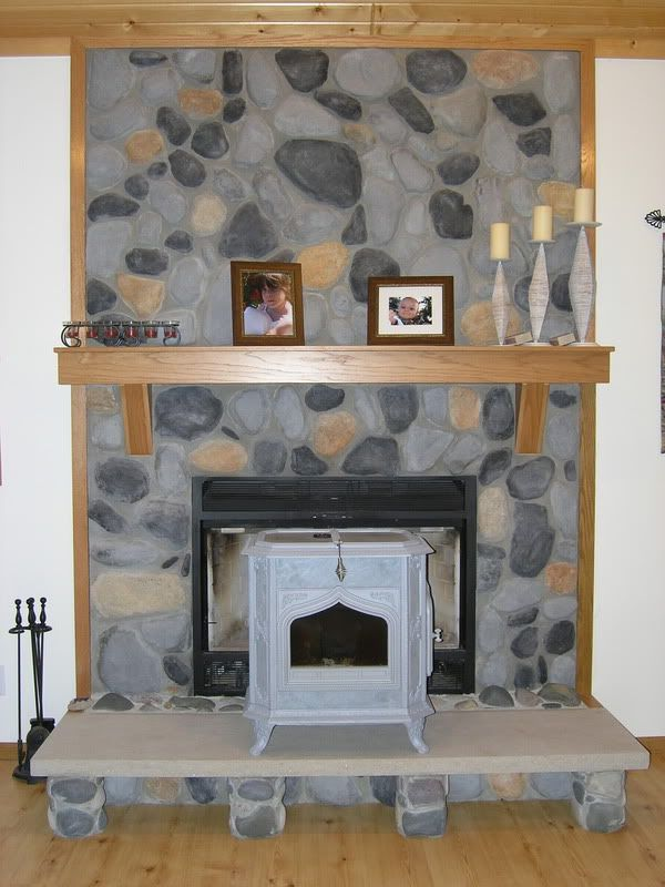 Fireplace Design wood stove fireplace : 57 best Woodstove fireplace ideas images on Pinterest