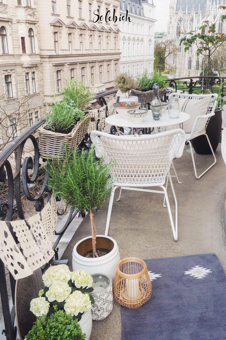 Dein Sommerwohnzimmer   Schöne Ideen für deinen Balkon