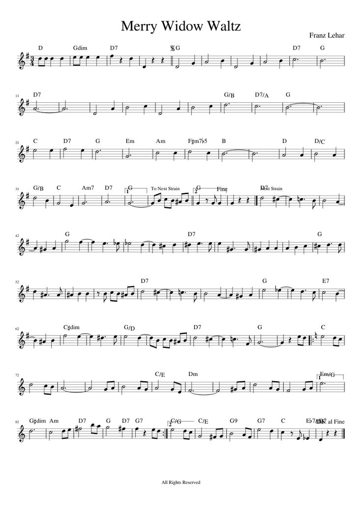 Sheet music made by mcandrewjohn@hotmail.com