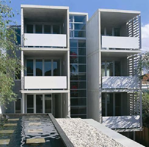 Apartment Building Exterior Design Ideas