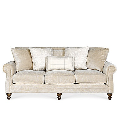 Paula Deen  Palmetto  Sofa  at Dillards. 17 Best images about Sofas on Pinterest   Grey sofas  Carpets and