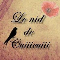 Le nid de Cuiiicuiii : le nom de ma boutique en ligne. Avec des bijoux pour adolescentes ou jeunes adultes évoquant la douceur et la fantaisie.  >> http://www.alittlemarket.com/boutique/le-nid-de-cuiiicuiii