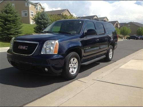 2007 GMC Yukon XL for sale  2007 GMC Yukon XL. Great SUV for entire family! Roomy LEATHER seating for 7 (including 4 captain's chairs), roof...