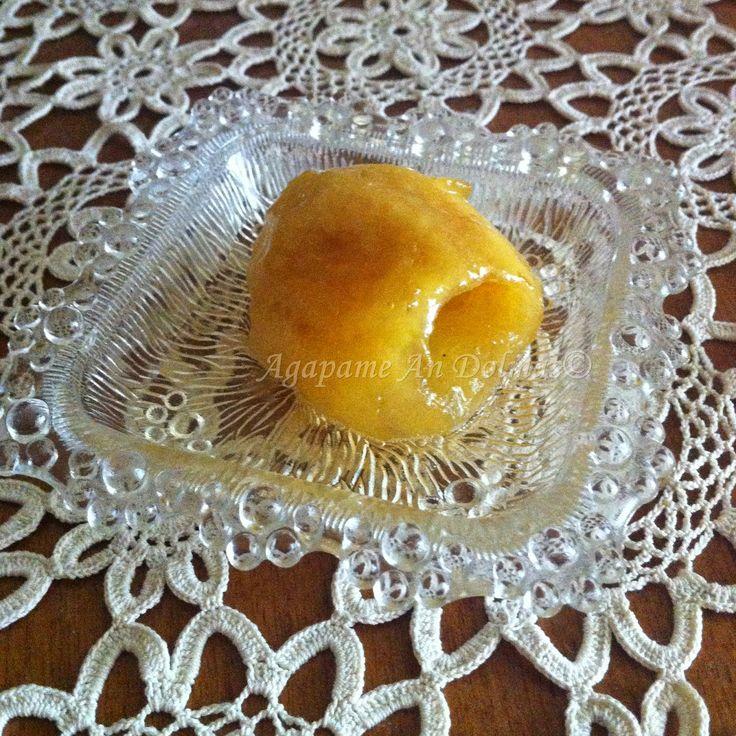 apple greek spoon sweet !! Αγάπα Με Αν...Dολμάς!: Γλυκό κουταλιού φιρίκι
