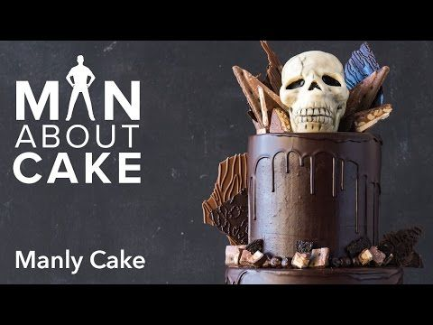 (man about) Garbage Cake Ice Cream Sandwich   SPECIAL EP Man About Cake with Joshua John Russell - YouTube