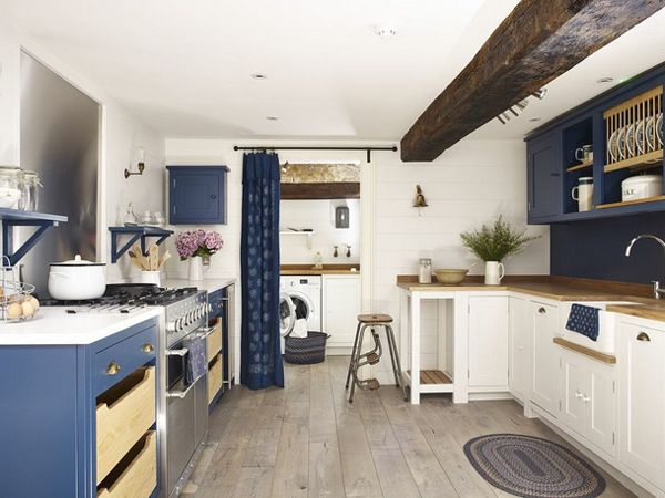 High Quality 20 Nautical Home Decoration In The Kitchen