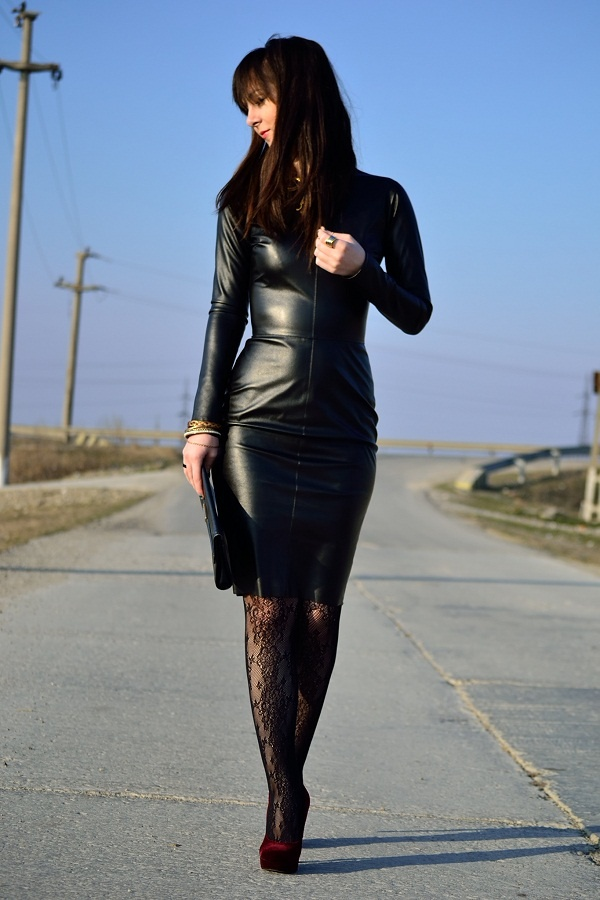 Modern Fashion Tale: The nun's story