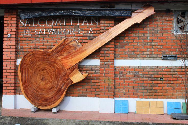 Museo de la Imprenta en Salcoatitán, Sonsonate, El Salvador.