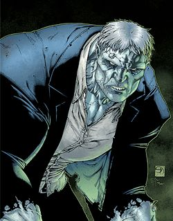 The Comic Book History Of Solomon Grundy AKA Cyrus Gold