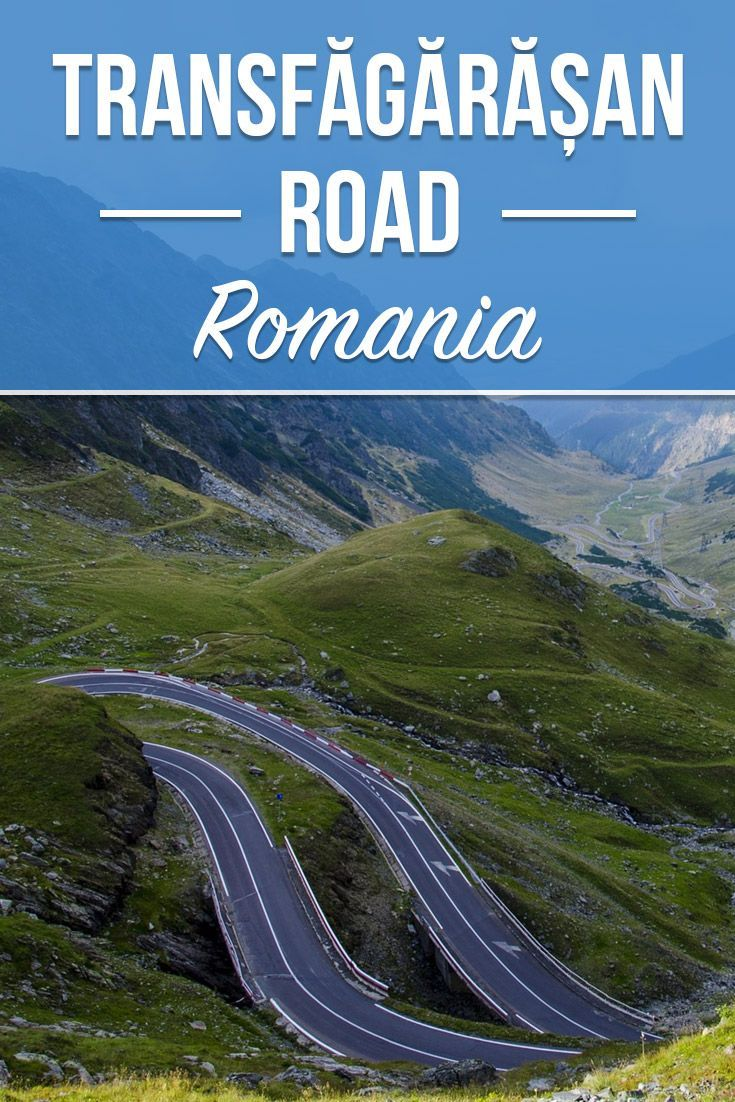 Transfagarasan Highway is Romania's most scenic road but according to Top Gear (!), it's also one of the most #scenic roads in the world! See what the hairpin turns and serpentines look like and what you can admire along the way. Highly recommended on any