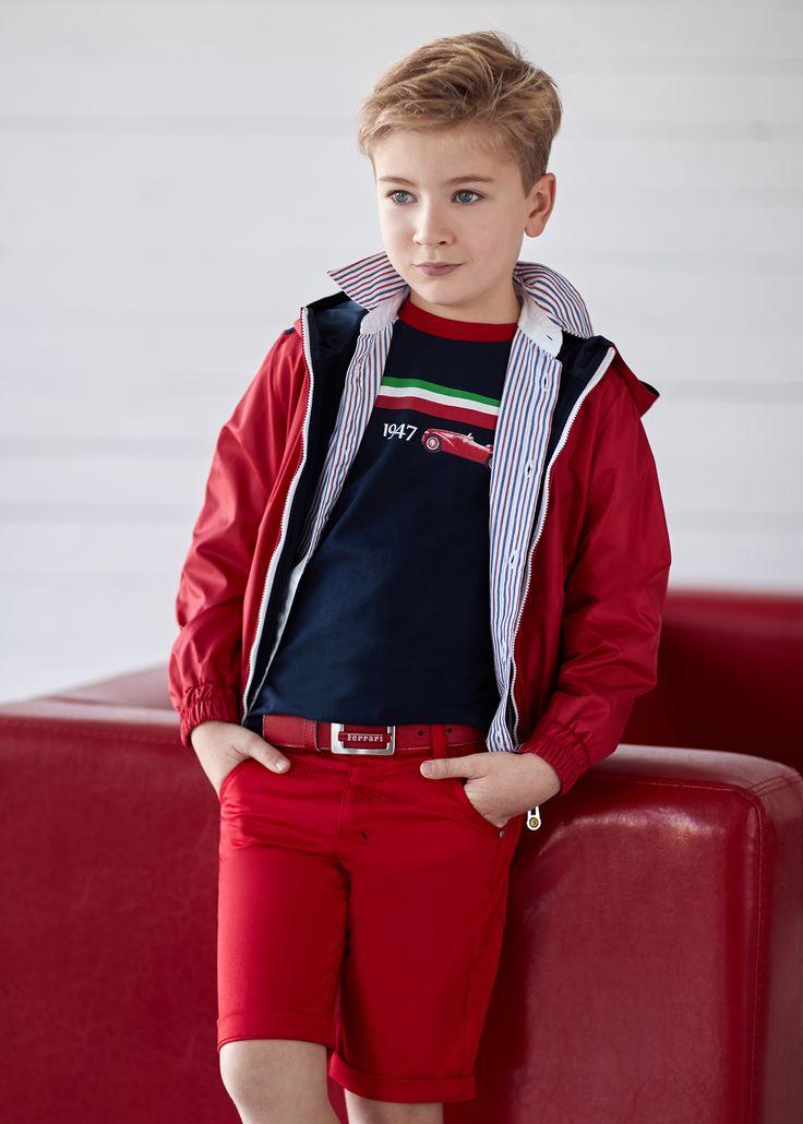 °Tween Boys Fashion° Shop Ferrari SS17 at Childrensalon