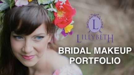 In this makeup portfolio you can see work by dozens of local Tauranga wedding specialists - flower crowns, hairstyling, designer bridal gowns, vintage styling etc, all alongside my makeup work.