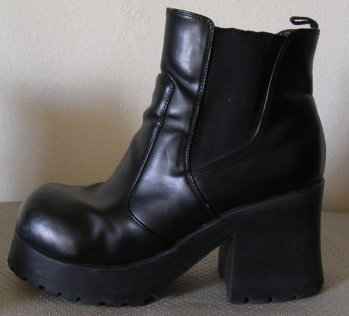 90s Boots