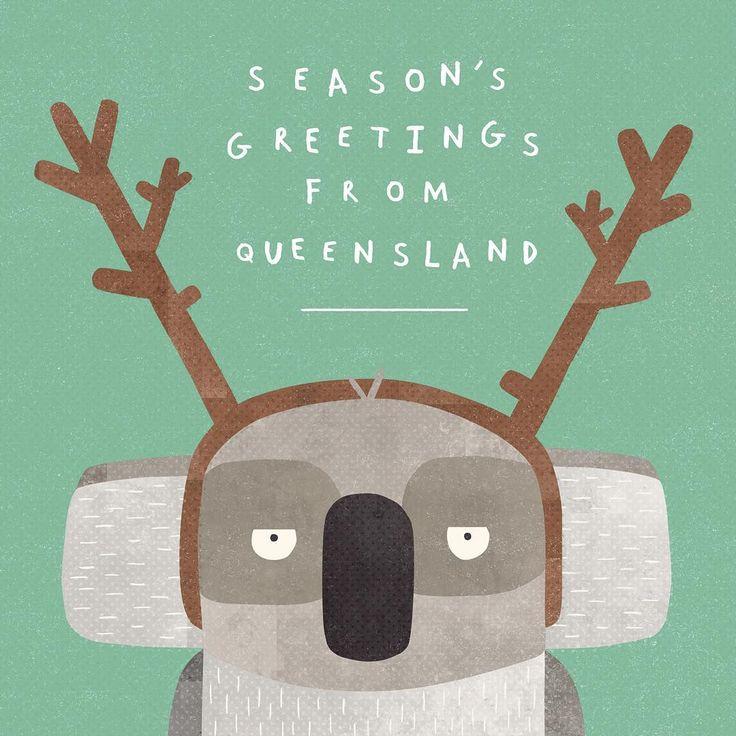 "159 Likes, 12 Comments - Philip Bunting (@philip.bunting) on Instagram: ""Embrace the season! 🐨  #festivus #happyholidays #koalacrossing #lofi #thisisqueensland…"""