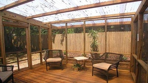 18 Best Images About Screened Porch On Pinterest Wood
