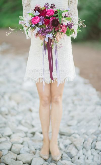 Fall berry-hued bouquet: http://www.stylemepretty.com/collection/2787/